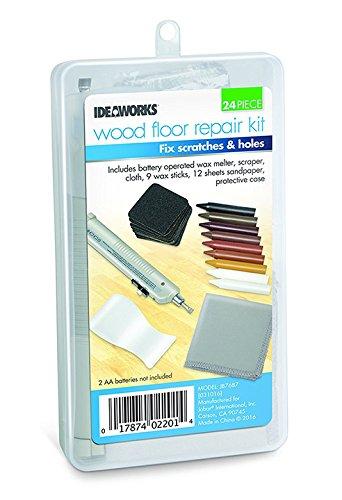 Ideaworks 24pc Wood Floor Repair Kit Amazon
