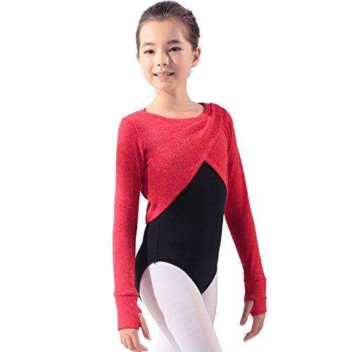 116246007 Kids Long Sleeve Ballet Sweater