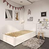 Classic Brands Xtreme Heavy-Duty Solid Wood Bed