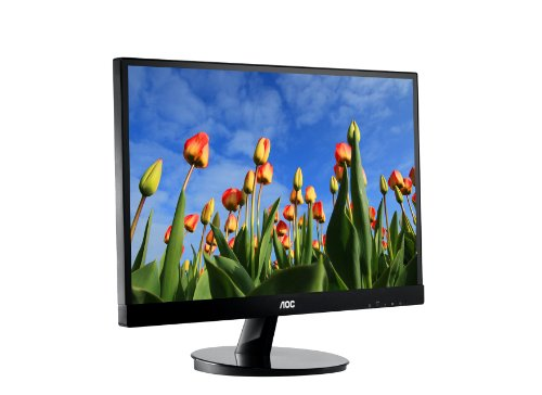 AOC i2769Vm 27-Inch Screen IPS Frameless LED-Lit Monitor, Full 1080p, 5ms, 50M:1 DCR, VGA / (2)HDMI, MHL / Display Port, Speakers, VESA