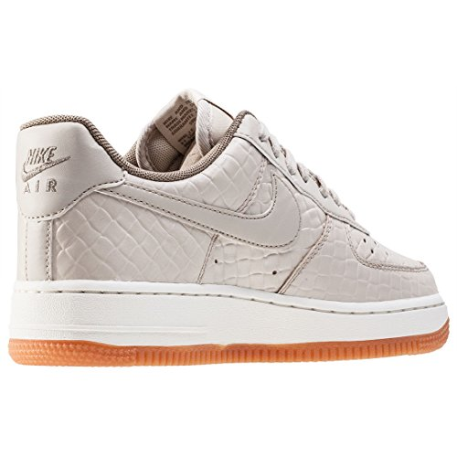 Nike Crudo 07 1 616725 Donna Mod Vela Caqui Crudo Air Force Premium Haq1wOB
