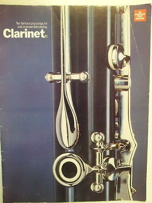 clarinet 10 FAMOUS POP SONGS Wise - Famous Clarinet Songs Shopping Results