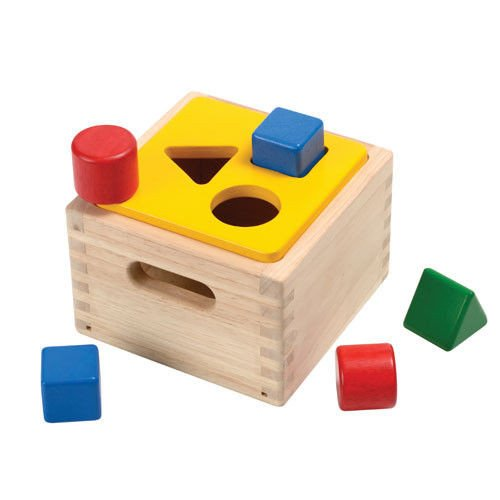 Plan Toy Shape and Sort It Out (Plan Toys Shape)