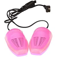 Electric Ultraviolet Shoe Dryer with Heater Dehumidify Disinfector Deodorizer Boot Warmer Drying Shoes 220V 14W