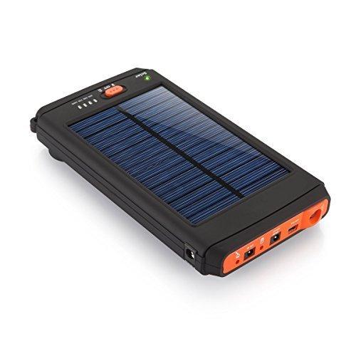 PowerLead SPOW plsp001 Cargador Solar 11200 mAh Solar Power ...