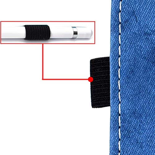2015 Card of and Slot Magnetic Holster Ultrathin Auto Stent 2017 Amazon Inch Cover PU Fire 10 Bookstyle Sleep Wake Function Closure Leather HD for Foldable 10 Case 1 Function Blue Lea LMFULM Leather wqF4cxHpYc
