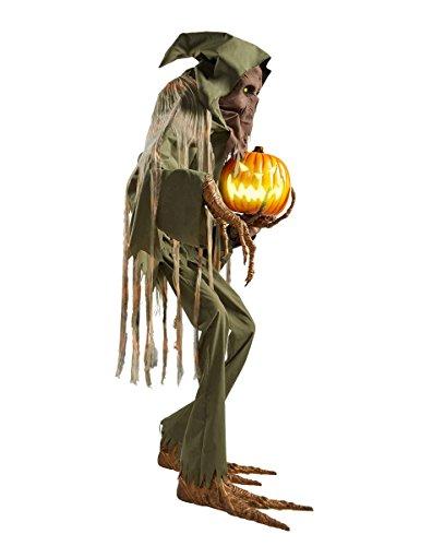 7.1 Ft Nightmare Harvester Animatronics – Decorations