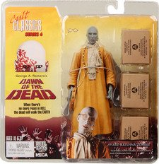 Dawn of the Dead: Hare Krishna Zombie 7-Inch Action (Dc Dead Halloween)