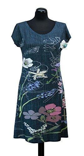 Schnittquelle Damen-Schnittmuster: Shirt/Kleid Deva (Gr.42 ...