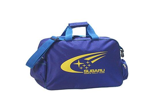 Subaru Logo bolsa de viaje bolsa bolso de deporte gimnasio