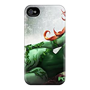 Premium Dc Universe Poison Ivy Back Covers Snap On Cases For Iphone 6
