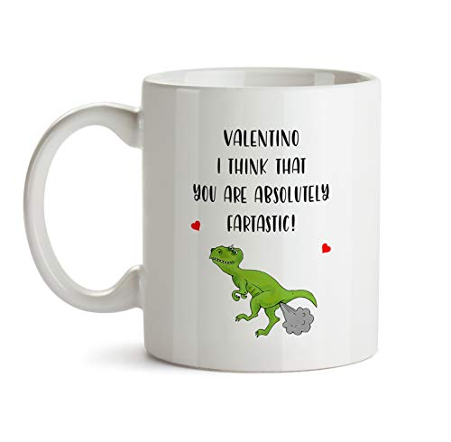 Valentino Valentine's Day Gift Mug - AA177 Personalized for sale  Delivered anywhere in USA