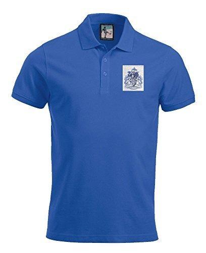 Old School Football Retro Halifax Stadt Fußball Poloshirt Poloshirt Poloshirt Größen S-XXXL Bestickt Logo B01L9P9H5I T-Shirts Hochwertig fc0997