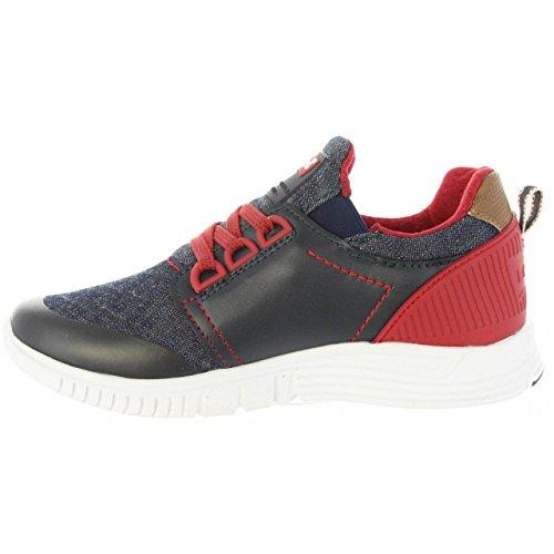 VLAS0001S Vegas pour Garçon et Sport Fille Las Navy Levis 0040 de Chaussures qznB7B0