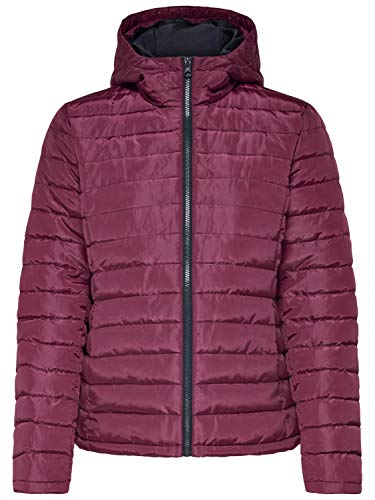 De giacca Jdyfelicia Red Giacche Stagione Plum Mezza Donna Jacqueline Padded Yong 7dqwdI