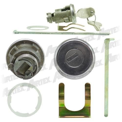 - Airtex 6T1002 Trunk Lock Kit