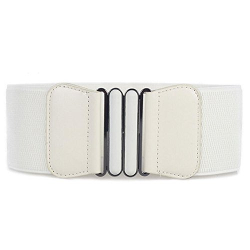 Waist Trimmer Belt for Women (Beige) - 7