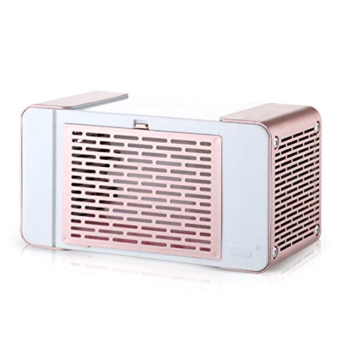 USB Charging Mini Fa,Fashion Portable Air Conditioner Fan Refrigerator Cooler for Home Study Work Entertainment Sport