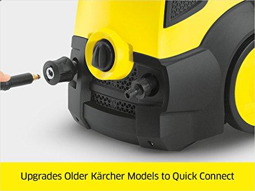 Karcher Replacement Trigger Hose Spray Gun & 25-Feet Hose