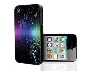 Colorful Paint Splash Hard Snap on Phone Case (iPhone 5/5s)