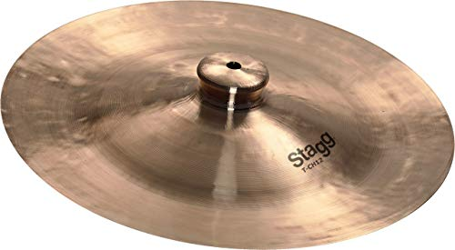 (Stagg T-CH12 12-Inch Traditional China Lion Cymbal)