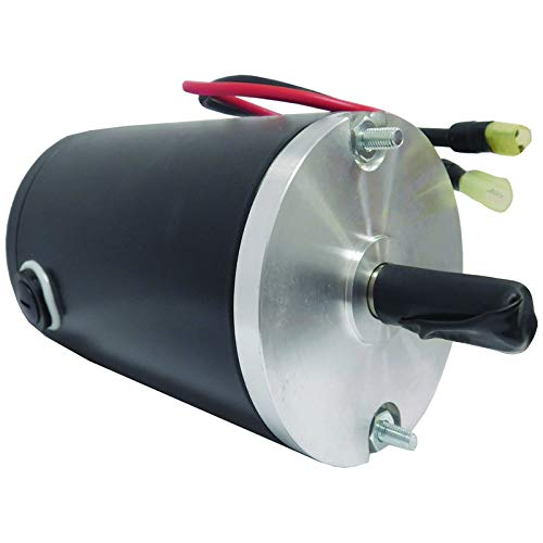 New Salt Spreader Motor For Fisher Ply Caster Blizzard Western 421306 78300 78299 78300AM