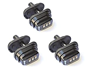 FSDC Combination Trigger Lock 3-Pack