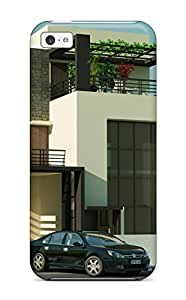 lintao diy [bitNLlY5794vIPpj] - New Architecture Home Building Protective Iphone 5c Classic Hardshell Case