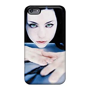 Apple Iphone 6 OAu19832QQqI Support Personal Customs High Resolution Evanescence Band Pattern Shock-Absorbing Hard Phone Cases -SherriFakhry