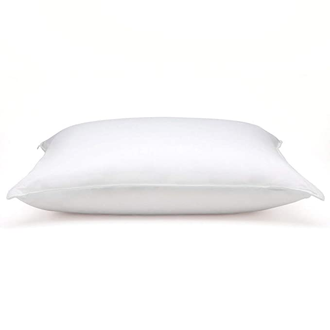 DOWNLITE Hypoallergenic Soft Down Pillow - The Hypoallergenic and Simple