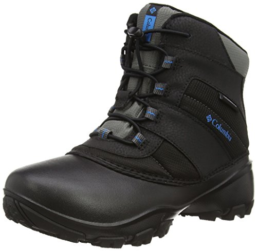 Youth Rope Columbia Multisport black Waterproof Compass Noir Outdoor Iii Dark Chaussures Tow Garçon dUrwqwg5