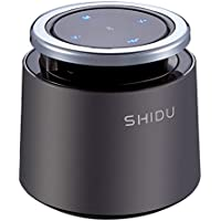 Wireless Speaker SHIDU T2 Portable Mini Bluetooth Speaker Built-in Mic With Loud Clear Sound,Support TF Card,Pocket Speaker for Office,Outdoor & Home
