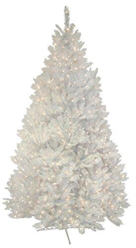 Deluxe White Siberian 6 5 Feet Lights