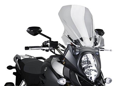 Puig 7230H Engine Spoiler (Yamaha Fz-07 14-17'/Mt-07 Tracer 16-17') -