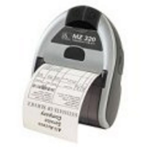 Zebra MZ 320 3'' 4mb Direct Mobile Thermal Receipt Printer with Bluetooth by Zebra Technologies
