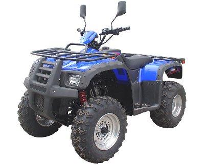 Yamaha Three Wheeler - 3