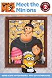 Despicable Me 2( Meet the Minions)[DESPICABLE ME 2 TURTLEBACK SCH][Prebound]