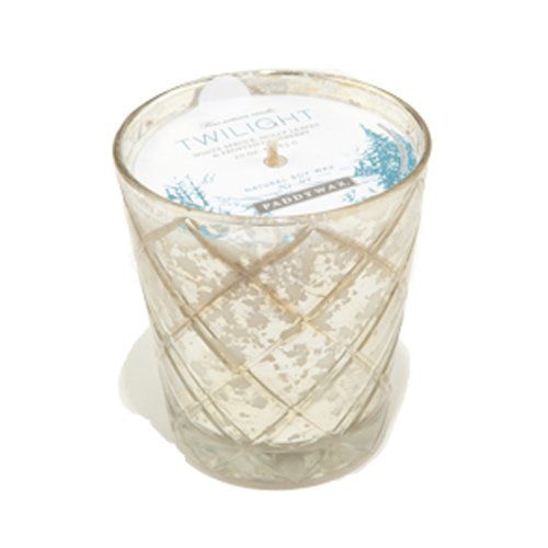 Paddywax Candles Woodland Collection Mercury Glass Candle, 10-Ounce, Twilight by Paddywax Candles