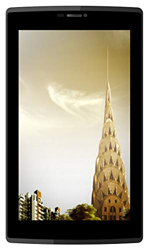 Micromax Canvas Tab P702 Tablet  WiFi, 4GVoLTE, Voice Calling , Black