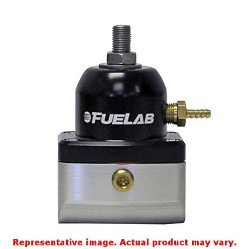 Fuelab 50102 Fuel Pressure Regulator (Adj Pressure Regulator Fuel)