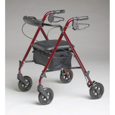 MDS86825SLRX Medline Freedom Ultralight Rollators