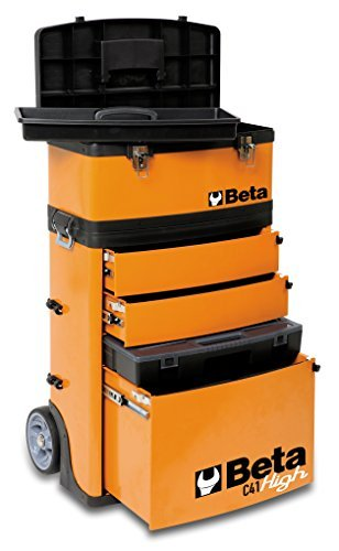 Tool Box Beta (Beta C41H Two Module Tool Trolley)
