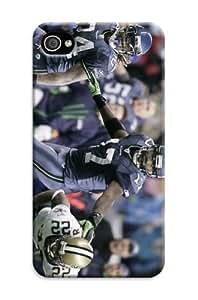 Iphone 6 Plus Protective Case,Good-Looking Football Iphone 6 Plus Case/Seattle Seahawks Designed Iphone 6 Plus Hard Case/Nfl Hard Case Cover Skin for Iphone 6 Plus