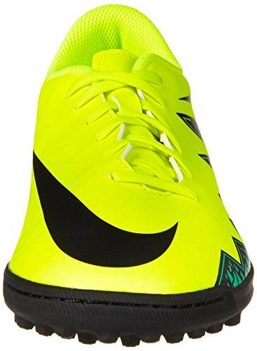Nike Hypervenom Phade Ii Tf, Botas de Fútbol para Hombre Amarillo (Amarillo (Volt/Black-Hyper Turq-Clr Jade))