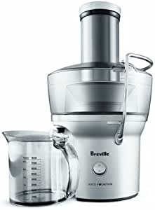 Breville BJE200SIL the Juice Fountain™ Compact