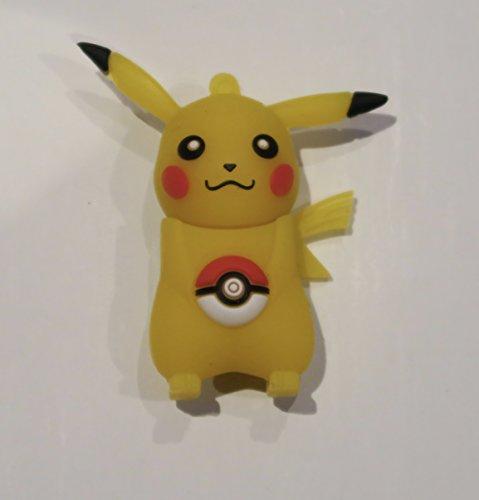 64 Gb Mini Gizmos Pokemon Pikachu USB FLASH DRIVE 2.0 Memory Stick Data Storage