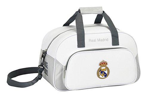 """Safta Official Licensed Real Madrid Gym Bag Soccer 15.7""""x..."""