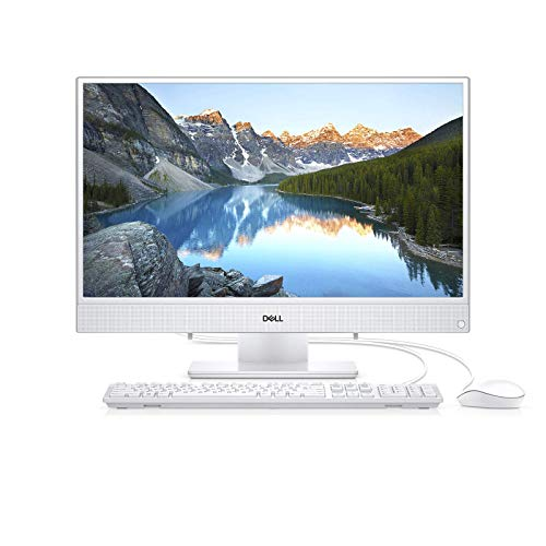 2019 Dell Inspiron All-in-One Desktop Computer, AMD A9-9425 Up to 3.7GHz, 8GB DDR4 RAM, 1TB HDD, 23.8″ FHD Touchscreen, AC WiFi, Bluetooth 4.1, USB 3.1, HDMI, White, Windows 10 Home (Renewed)