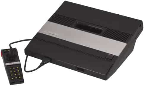 Atari 5200 - Video Game Console (System)