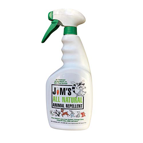 Jim's All Natural Animal Repellent (32 Ounce